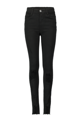 Super skinny broek Bripped