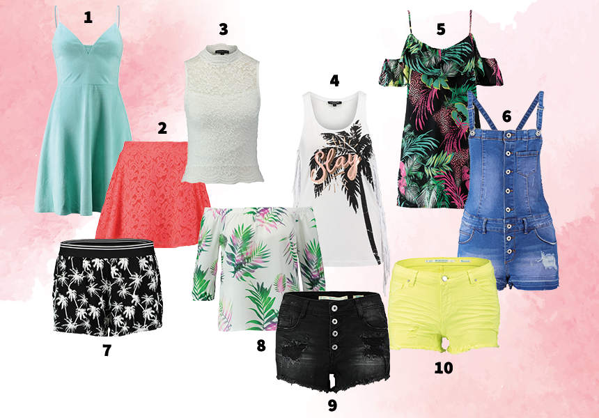 summer items for her