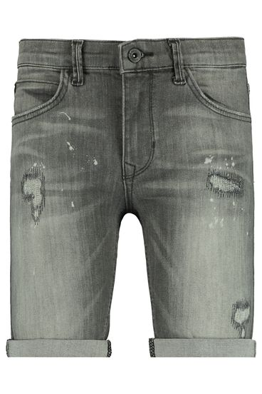 Denim short 5-pocket
