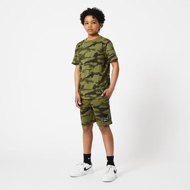 Sweatshort all-over print