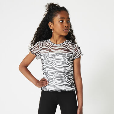 T-shirt all-over print