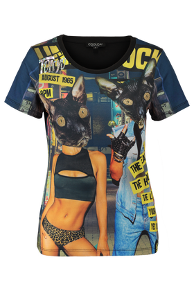 T-shirt Esubcat