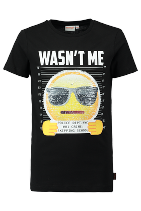 T-shirt Emowasnt