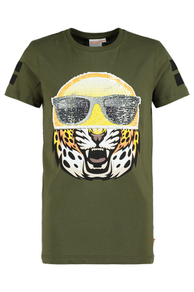T-shirt Emotiger