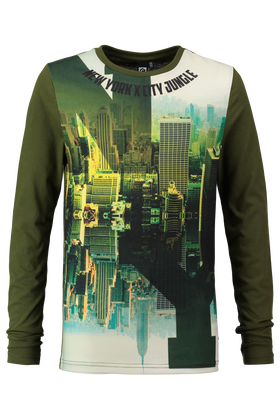 Longsleeve Ejungle