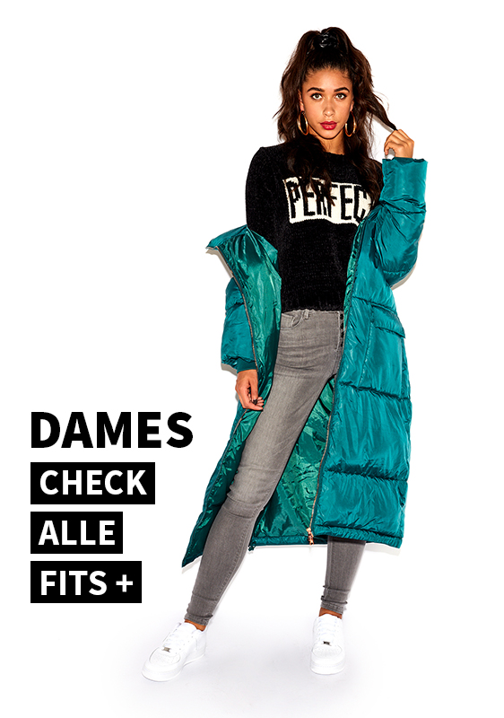 Dames fit guide